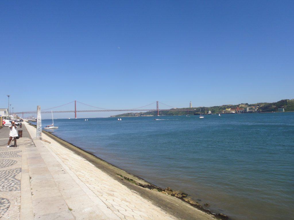 Bairro de Belém - Ponte 25 de Abril, Roteiro em Lisboa