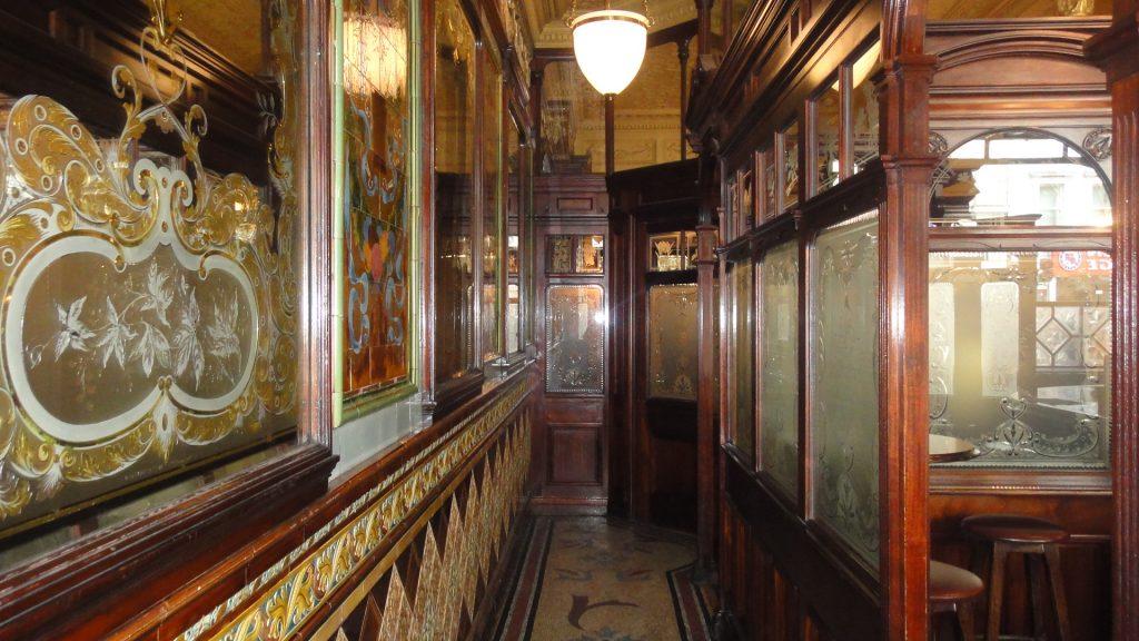 The Princess Louise: Dica de pub em Londres