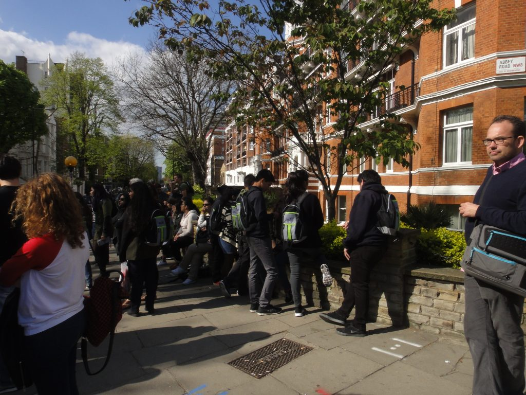 Abbey Road - O que fazer em Londres