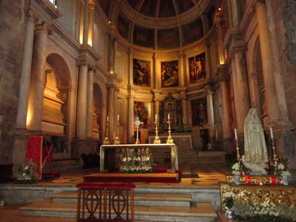 Bairro de Belém - Igreja de Santa Maria de Belém - Dicas Lisboa