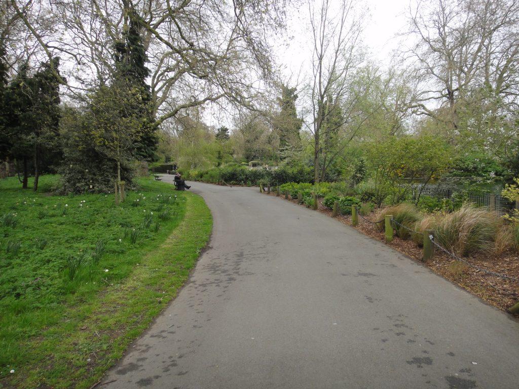 Southwark Park - Parques de Londres