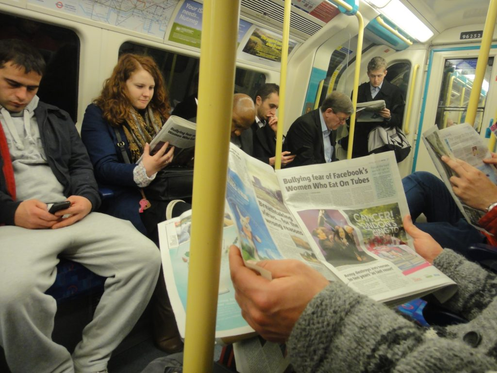 Metrô de Londres. Dicas de Londres