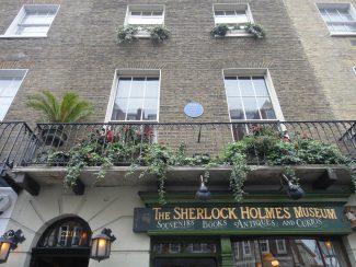 The Sherlock Holmes Museum. O que fazer em Londres