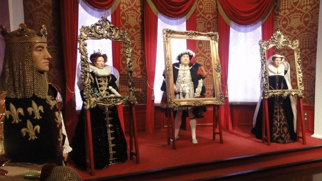 Madame Tussauds - O que fazer em Londres