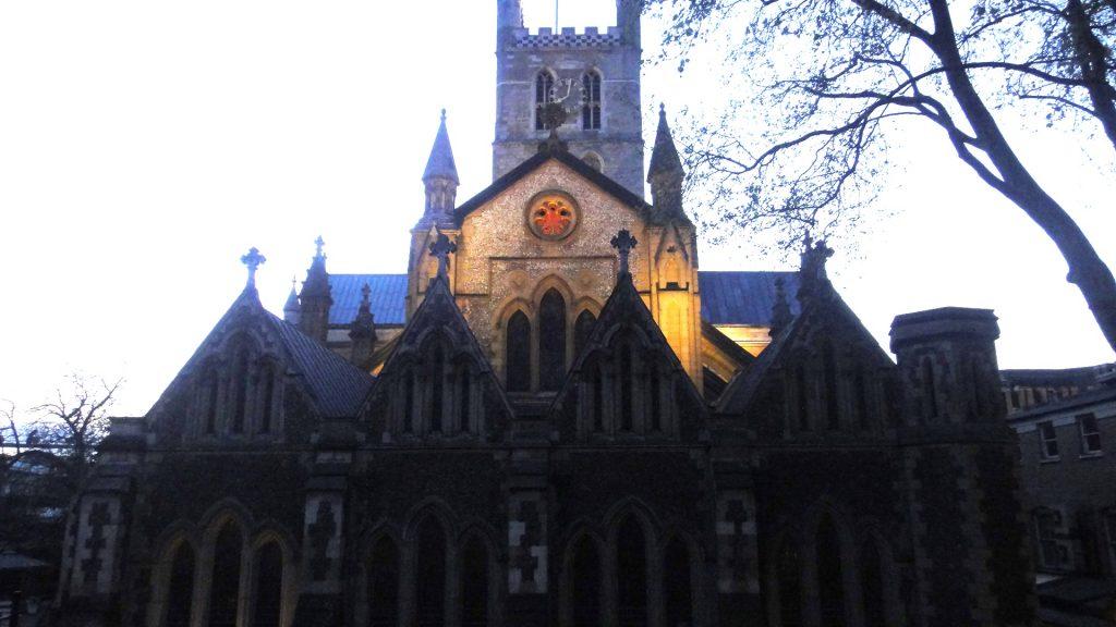 St Paul's Cathedral. O que fazer em Londres. Southwark Cathedral, O que fazer em Londres
