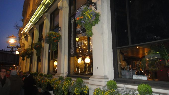 Dica de pub em Londres: The Barrow Boy & Banker