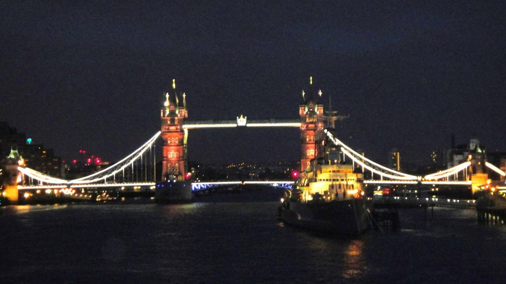 Tower Bridge - Pontes de Londres
