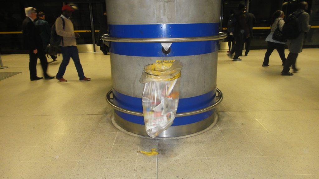 Estações de metrô de Londres