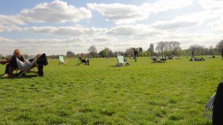 Parques de Londres: Hyde Park