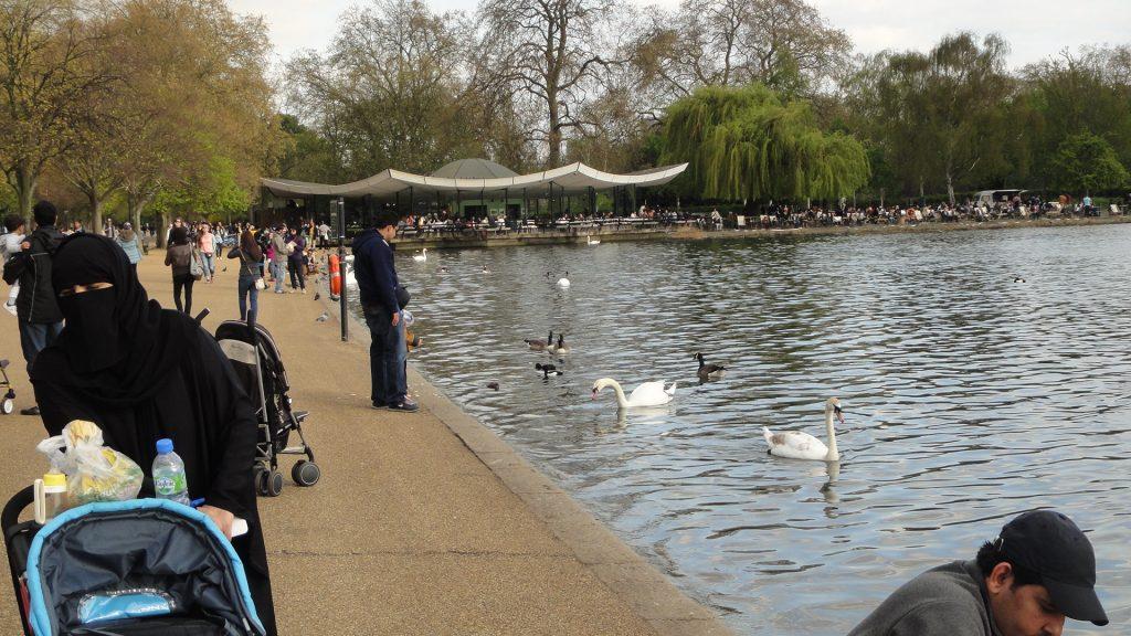Hyde Parque - O que ver em Londres