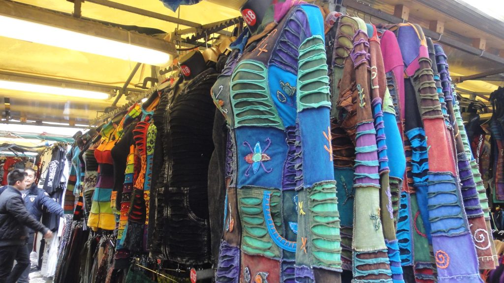 Londres: Conhecendo o bairro de Camden Town