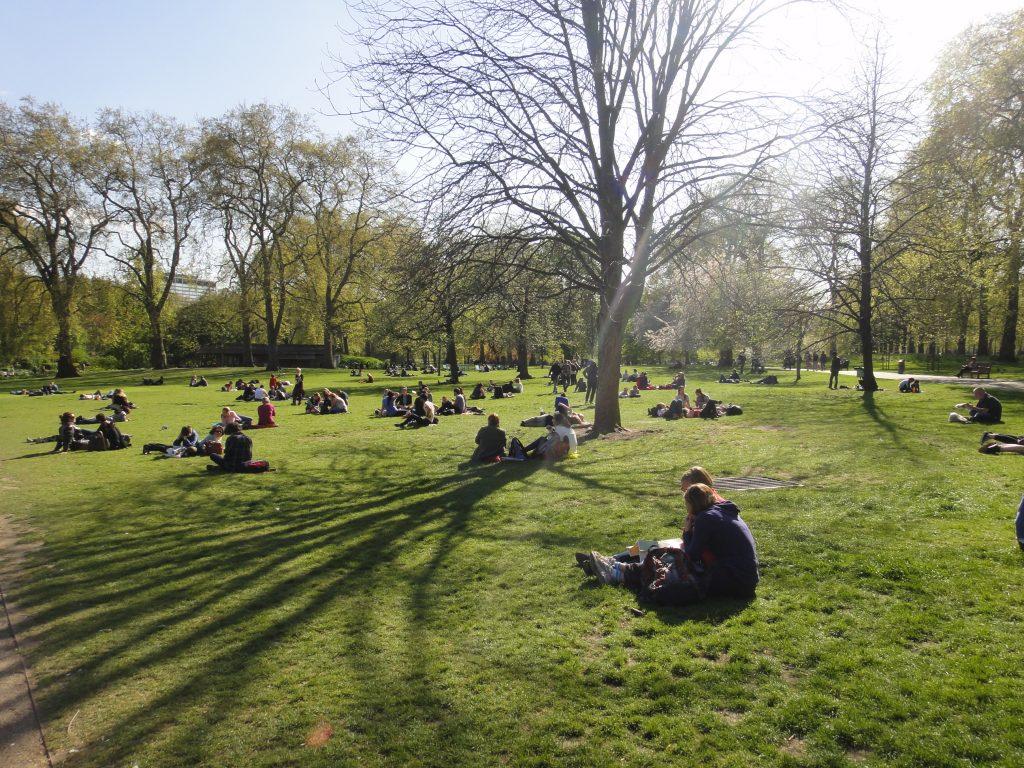 St Jame's Park - Parques para visitar em Londres
