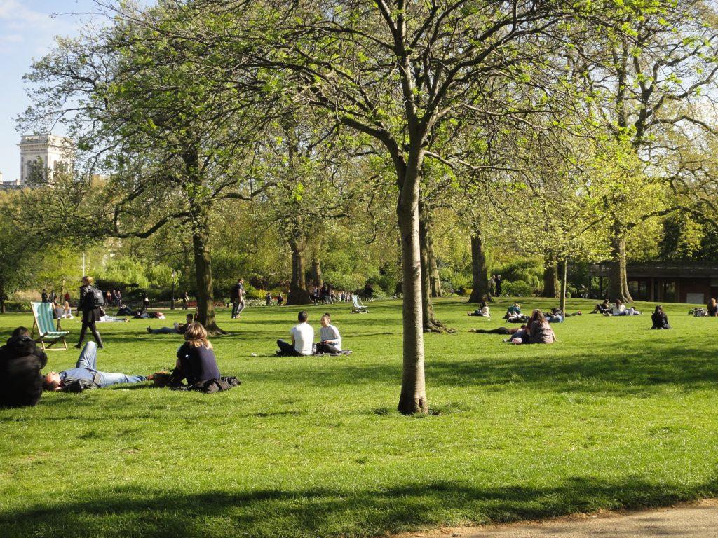 Os melhores parques de Londres. O que visitar