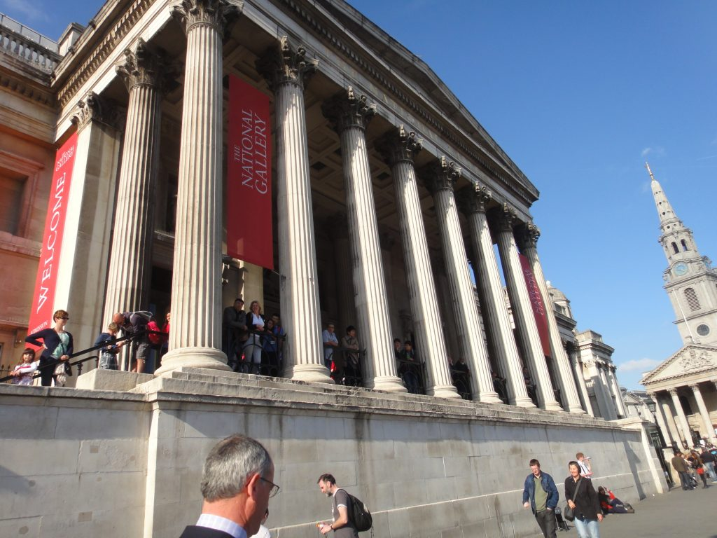 Museus de Londres - National Gallery