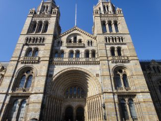 Natural History Museum. Museus para visitar em Londres