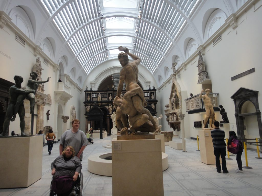 Museus de Londres - Victoria and Albert Museum
