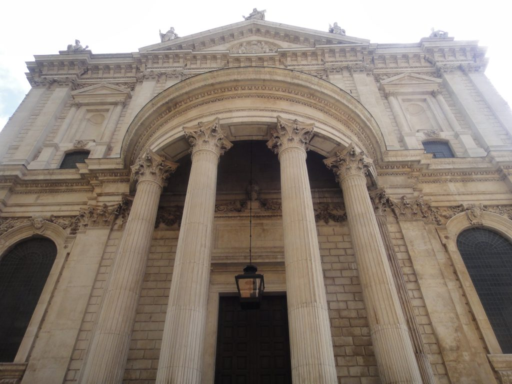 St Paul's Cathedral. O que fazer em Londres