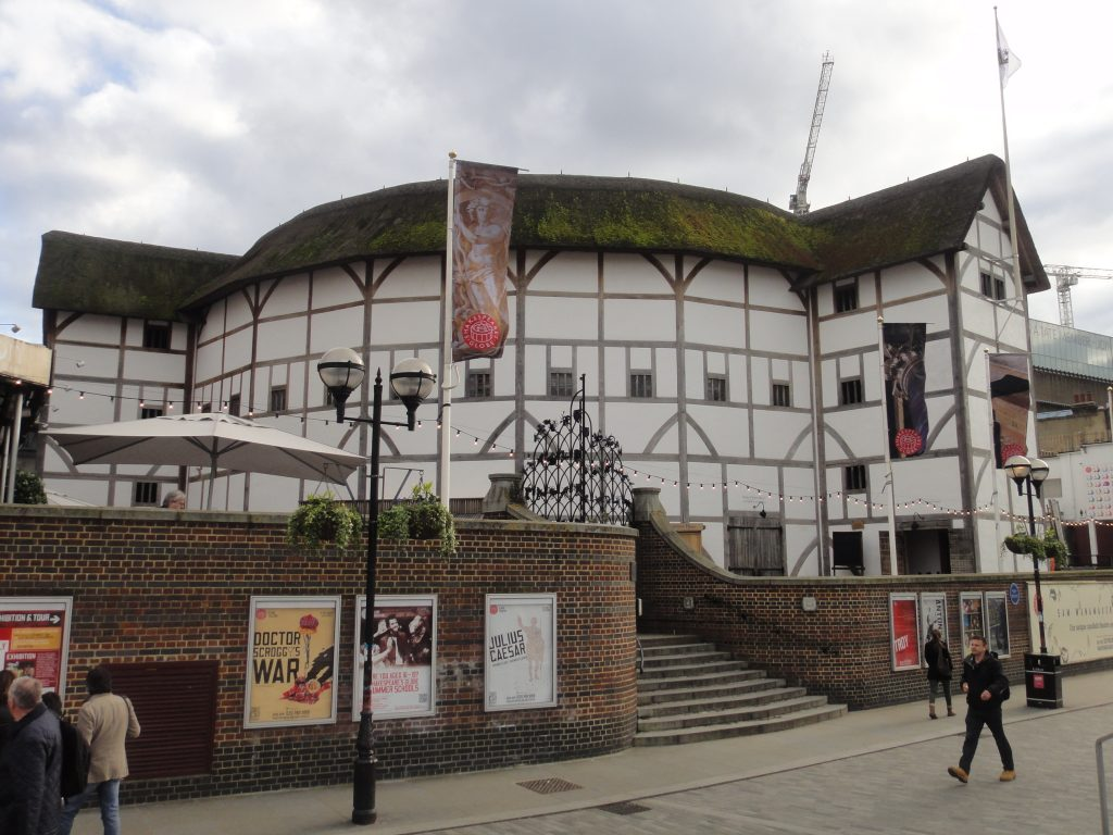 Museus de Londres - Shakespeare Globe Theatre