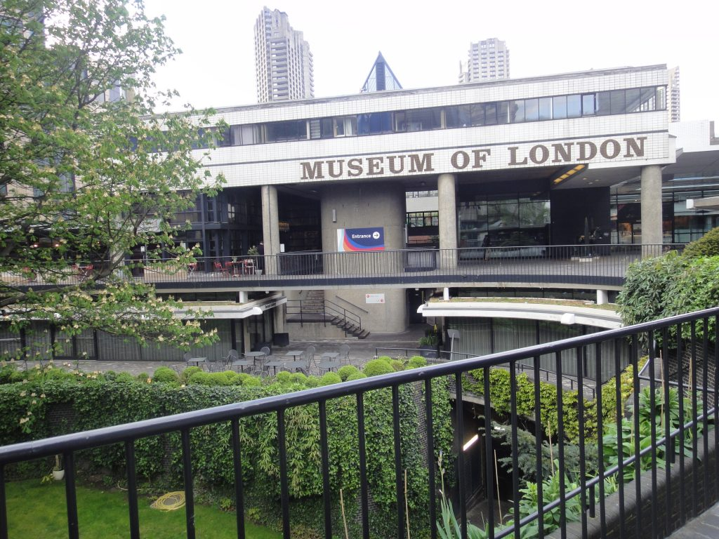 Museus de Londres - Museum of London