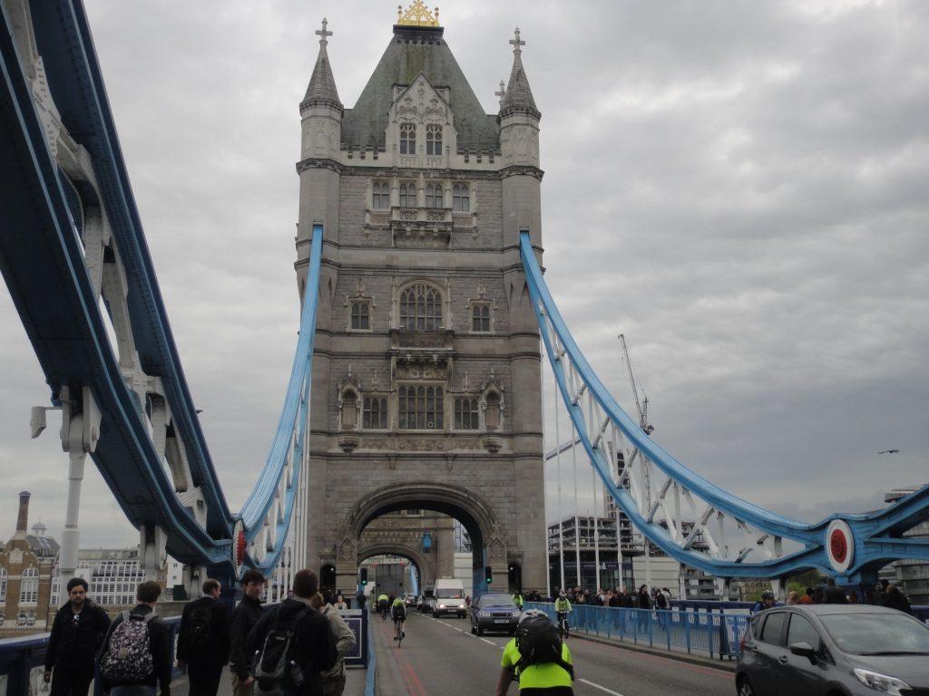 Tower Bridge - O que fazer em Londres