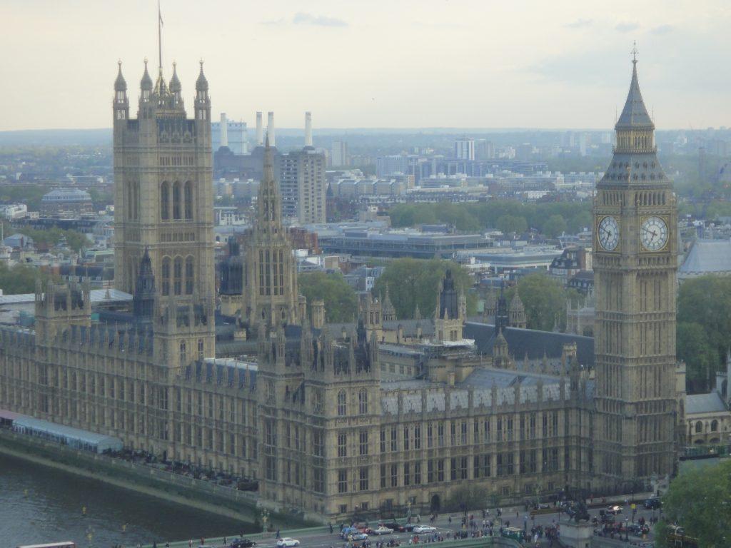 Coca Cola London Eye. O que fazer em Londres