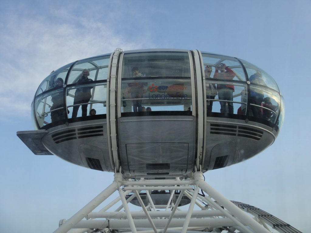London Eye. O que fazer em Londres
