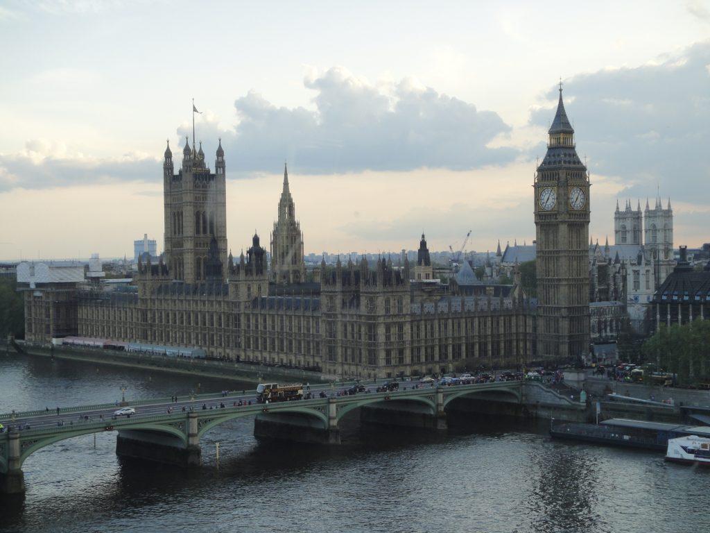 London Eye Coca Cola