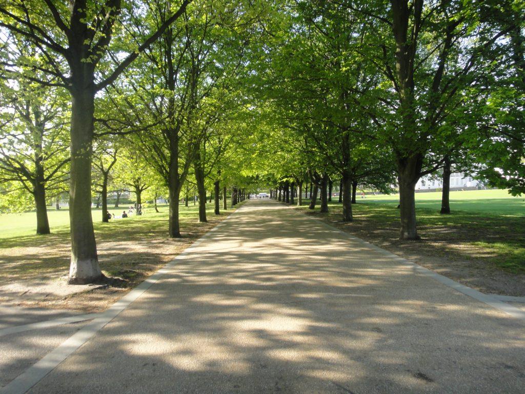 Greenwich Park. Parques para visitar em Londres