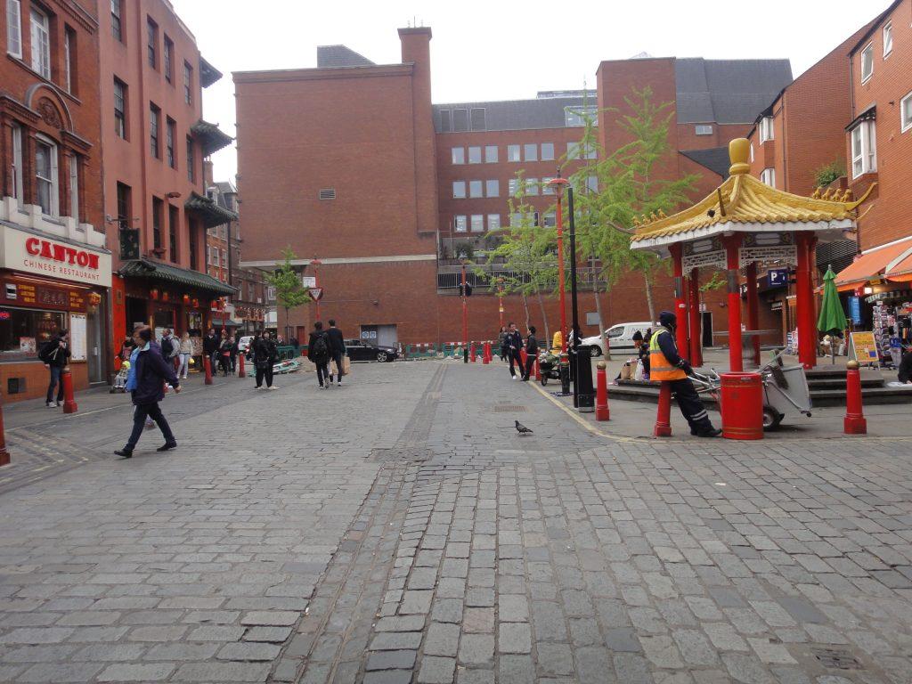 Ruas de Londres - ChinaTown