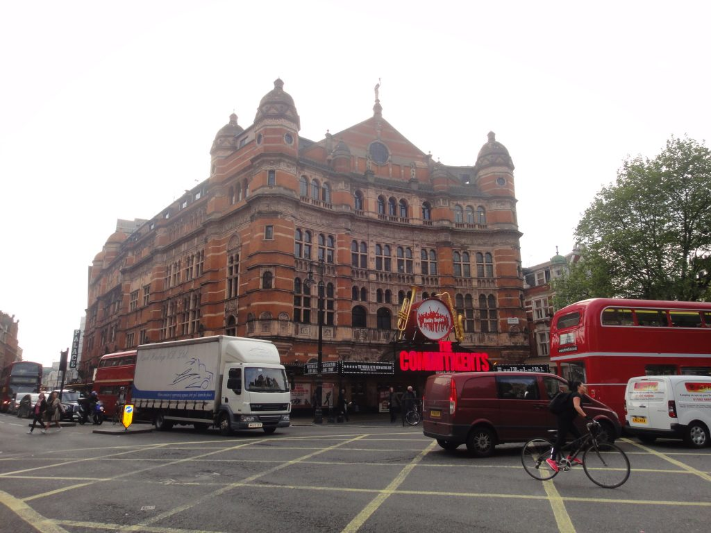 Ruas de Londres - The Commitments