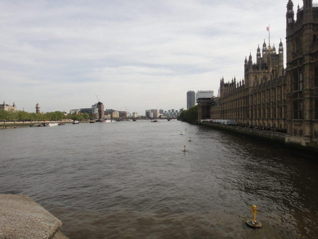 Rio Tâmisa - O que fazer em Londres