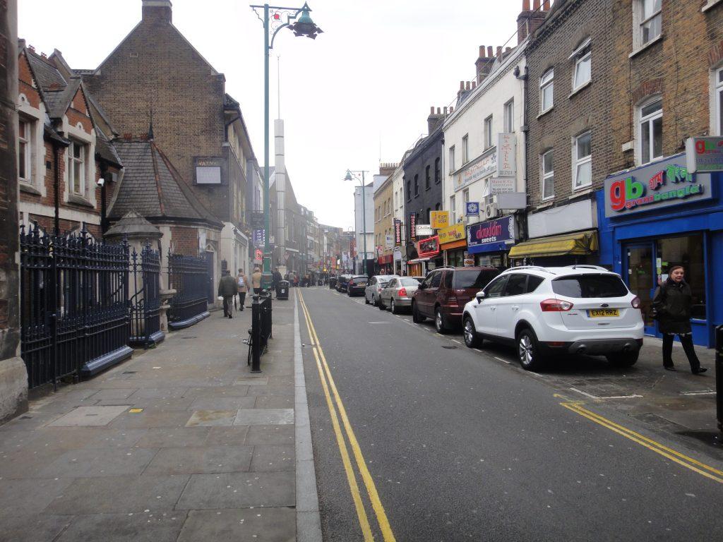 Brick Lane - O que fazer em Londres