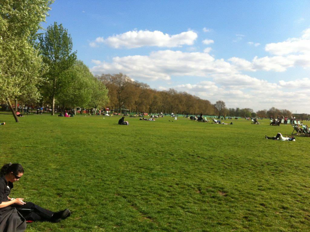 Hyde Park - O que fazer em Londres