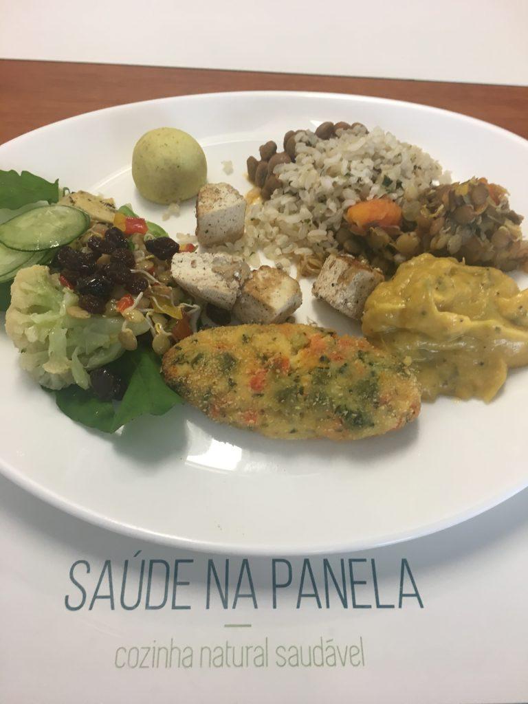 A Saúde na Panela: Restaurante Natural a quilo em Salvador