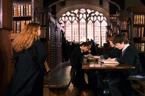 Harry Potter em Oxford