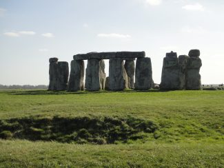 Visita à Stonehenge