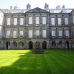 Edimburgo   O Palácio de Holyroodhouse