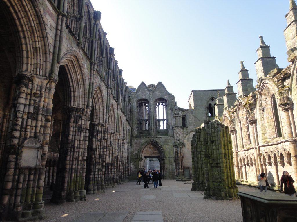 Palácio de Holyroodhouse