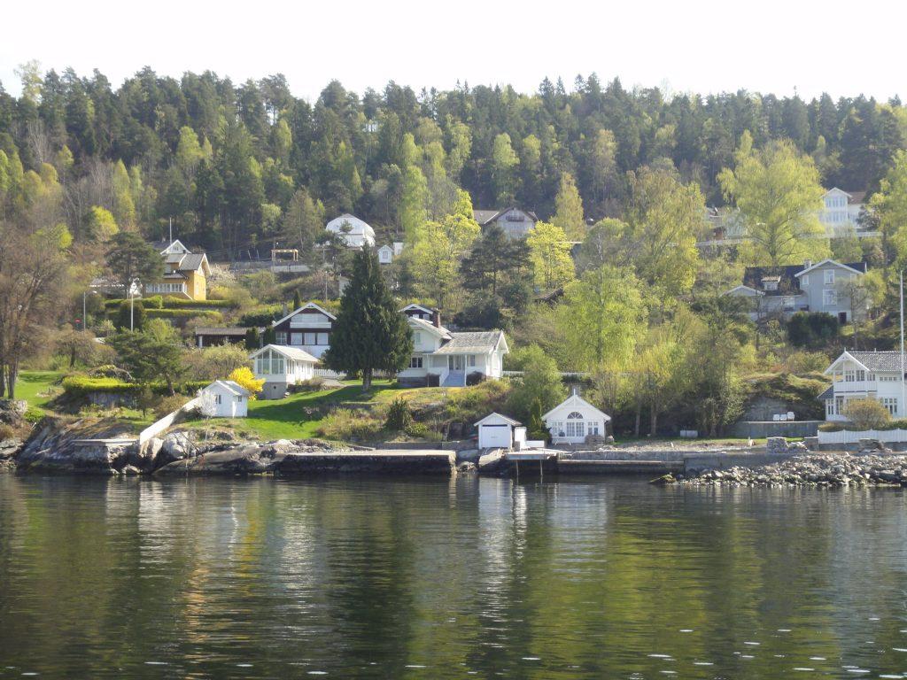 Fiorde de Oslo