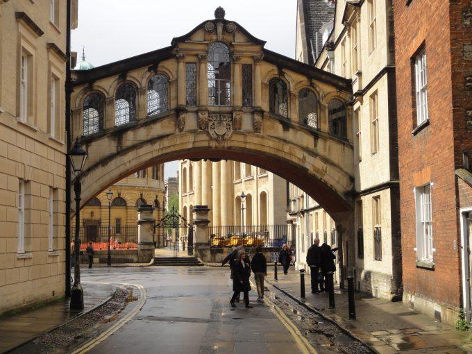 O que fazer em Oxford