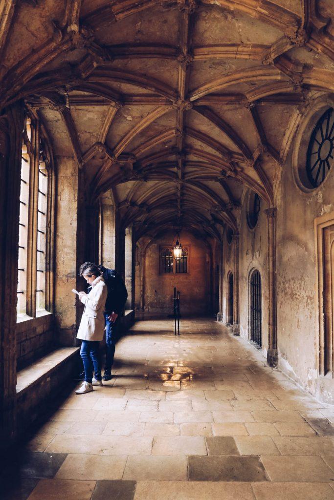 Harry Potter em Oxford