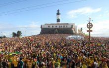 Onde assistir ao jogo do Brasil em Salvador