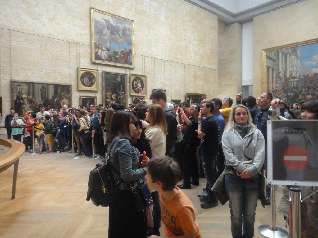 Museu do Louvre - Monalisa