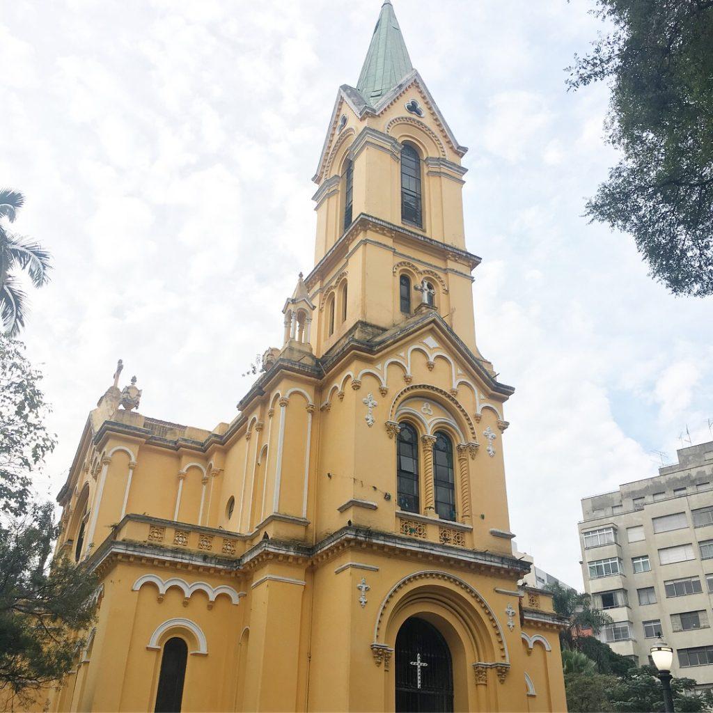 Semelhanças entre Salvador e São Paulo