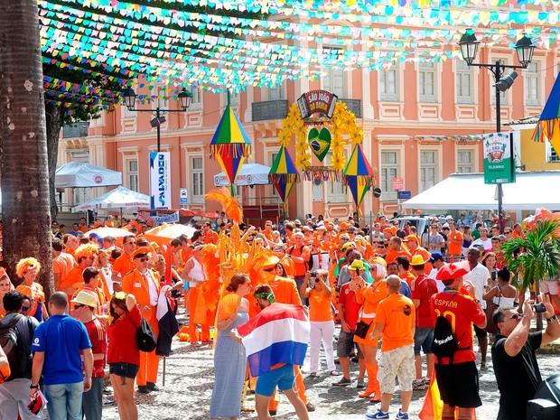 Copa do Mundo 2014 Salvador