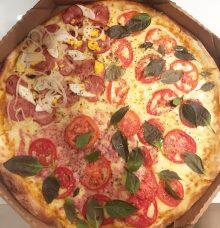 Pizza em Salvador