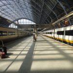 Eurostar: Viajando de Londres a Paris sob o Canal da Mancha
