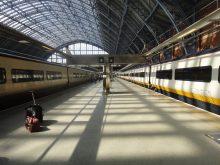St Pancras - Viajando Londres x Paris