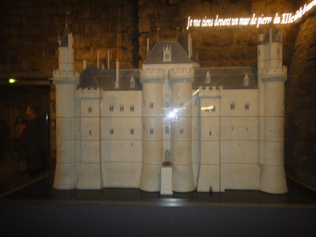 Louvre medieval - Museu do Louvre