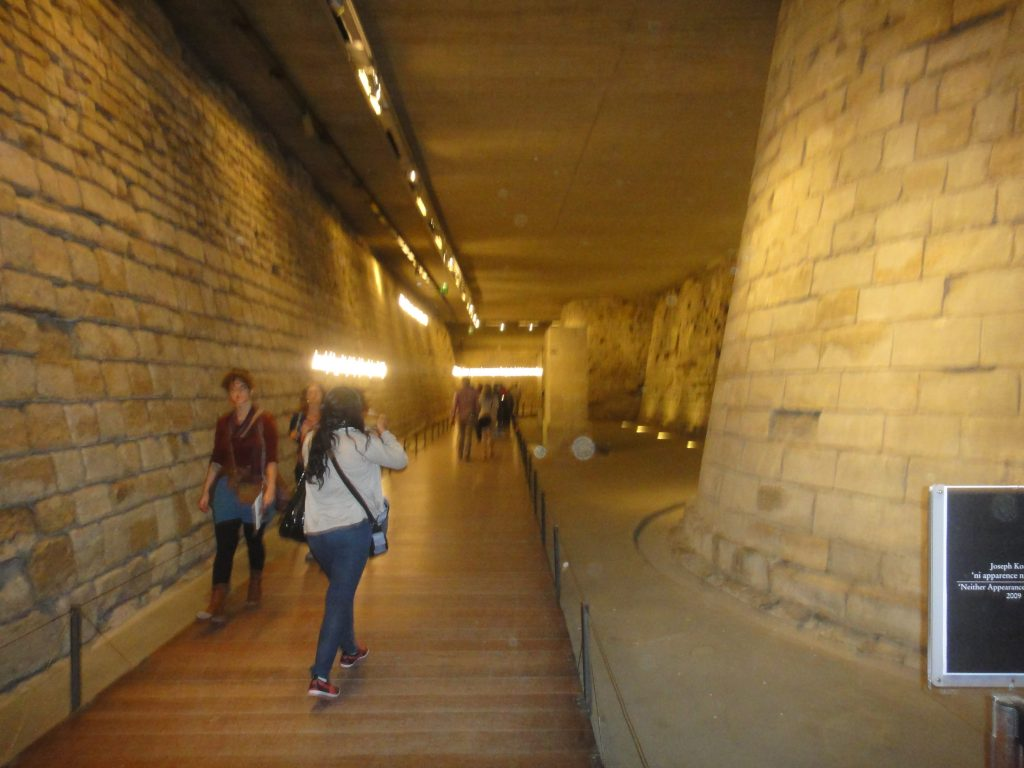 Louvre medieval - Museu do Louvre